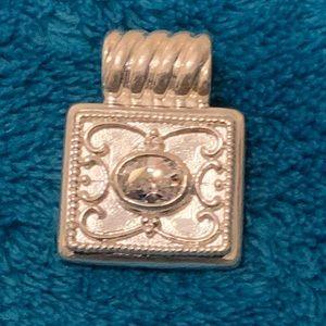 Bran new 925 sterling silver pendant